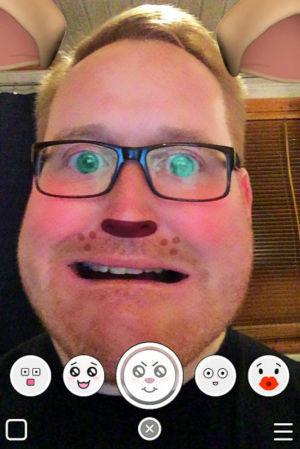 Snapchat-bild OBS PÅ NIKO ANTIN ANVÄND INTE