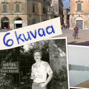 Kari Enqvistin kuusi kuvaa