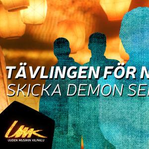 Ohjeistus ruotsiksi lähettää UMK17-kilpailukappale 5.9.2016 mennessä
