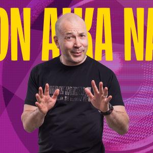 Naurun tasapaino 2015 kilpailija Matti Patronen