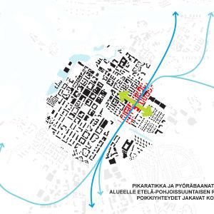 Jadan arkkitehdit suunnittelevat Oulua