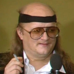 Juice Leskinen Linnan juhlissa 1986