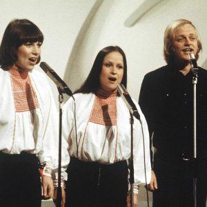 Agit-Prop Suomen euroviisukarsinnassa 1975