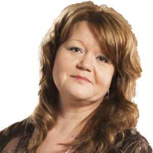 """Heléne Nyberg blev världskänd i hela Svenskfinland när hon låg på """"Vegalistan"""" i hela två år med sången """"Till en fader"""","""