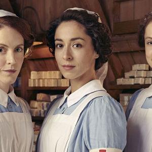 Kenttäsairaalan sisaret, yle tv1