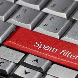 Spam filter -näppäin