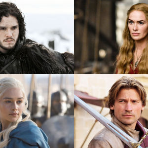 Kakkosen Game of Thrones-kilpailu