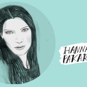 Blogisti Hanna Pakarinen ohjelmassa Parasta aikaa