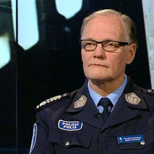 Polisöverdirektör Mikko Paatero.