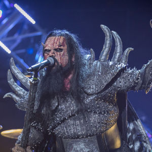 Euroviisut 60 vuotta-konsertti Lontoon Hammersmith Apollossa (Lordi)