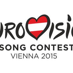 Eurovision Laulukilpailuiden 2015 virallinen tunnus