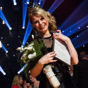 Susanna Heikki on tangokuningatar 2015