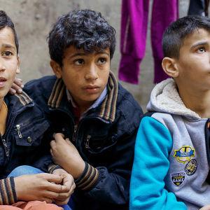 Ulkolinja: Lähi-idän sodan lapset, yle tv1