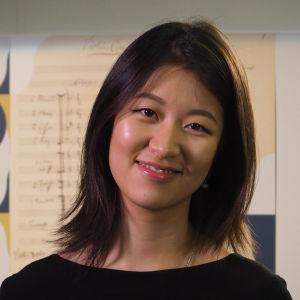 Amerikkalaisviulisti Christel Lee on yksi Sibelius-viulukilpailun 2015 finalisteista.