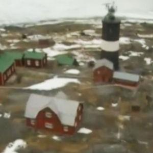 Norrskärs fyr var den första i Österbotten.