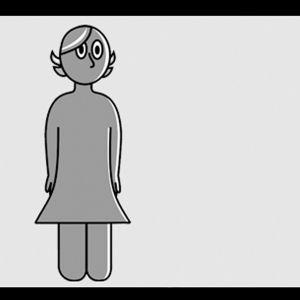KK | Kokokuva •    ihminen kokonaan •    pään päällä ei turhaa tilaa •    jalkojen alla ei turhaa tilaa