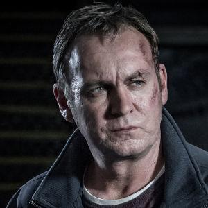 Prey-sarjan toinen tuotantokausi, päähenkilö David Murdoch (Philip Glenister)