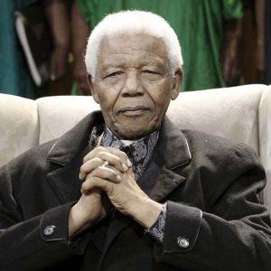 Nelson Mandela kirjoitti uuden luvun maansa historiaan.