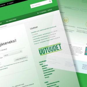 OP-gruppens betaltjänst för Finska motståndsrörelsen.