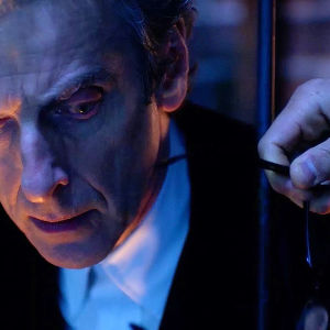 Peter Capaldin esittämä Tohtori Doctor Who'n jouluspesiaalissa The Return of Doctor Mysterio (2016).