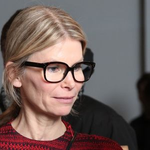 Marimekkos konstnärliga chef Anna Teurnell.