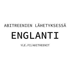 lähetyskuva kevään 2017 englannin lähetykseen, ennakko ja jälki