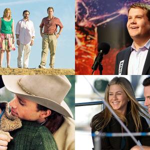 Kakkosen elokuvia kesällä 2017 ovat mm. Little Miss Sunshine, One Chance, Brokeback Mountain ja Jätä se!