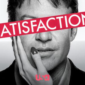Satisfaction-sarjan päähenkilö Neil Truman (Matt Passmore).