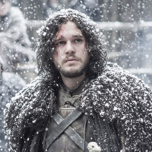 Game of Thrones -sarjan viides tuotantokausi: Jon Snow (Kit Harington)