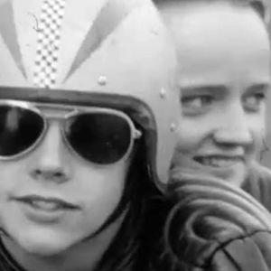 Korona MC:n heput moottoripyöräilevät.