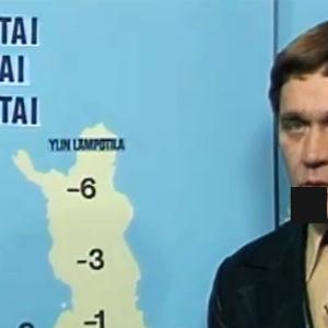 Meteorologi Martti Mäkelä ennustaa pyhäinpäivän säätä.