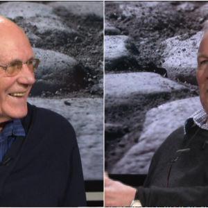 Per-Erik Lönnfors och Ralf Friberg