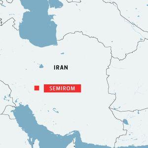 Semiron i Iran.