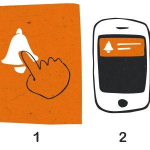 Yle Areenan Android-sovelluksella voit tilata ilmoituksia uusista ohjelmista