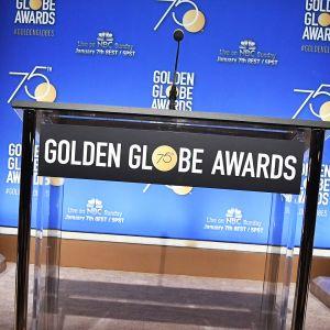 Vuoden 2017 Golden Globe -palkinnot jaettiin Beverly Hilton Hotellissa Kaliforniassa.