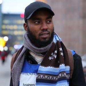Mahamed Abdi Hussein.