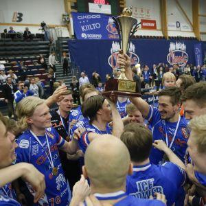 Classic voitti Suomen cupin.