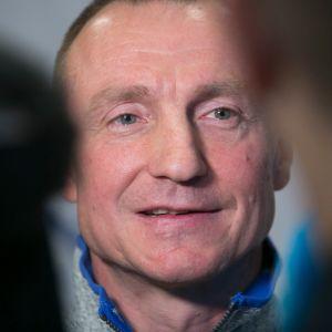 Leijonien olympiajoukkueen GM Jere Lehtinen.