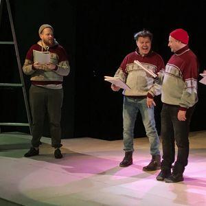 Seinäjoen kaupunginteatterin ensimmäinen ensi-ilta Vanhalla teatterilla on Pöyrööt, jonka lukuharjoitus järjestettiin 23. tammikuuta 2018.