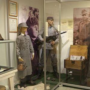 Salla sotamuseo