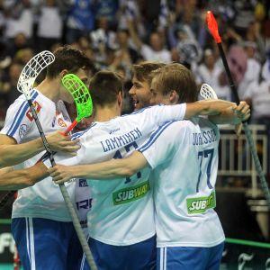 Salibandy, Janne Lamminen, Sami Johansson