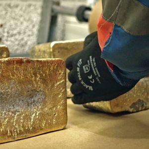 Kultaharkko Kittilän kultakaivos