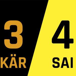 Kärpät - SaiPa