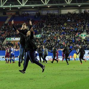 Wigan puolivälieriin FA Cupissa