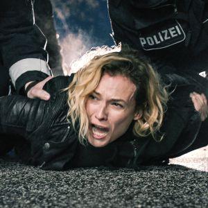 Diane Kruger Kuin tyhjästä -elokuvassa.