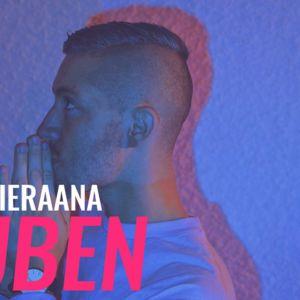 YleX illan Jani Kareinen sai vieraakseen norjalaisen artistin, Rubenin.