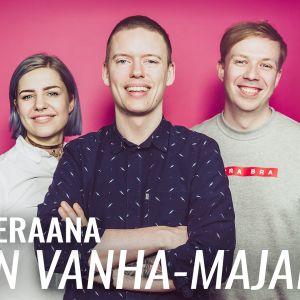 Anton Vanha-Majamaa vieraili YleX Etusivussa.