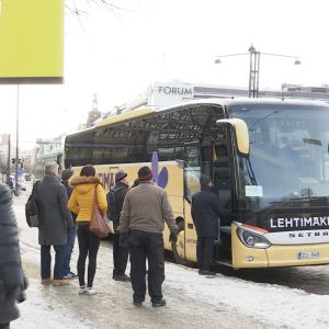 pestuumarkkinabussi