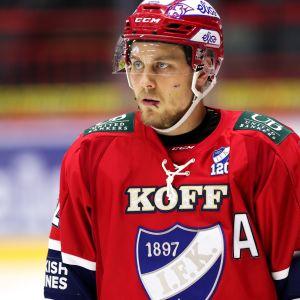 Juhani Tyrväinen, HIFK.
