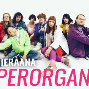 Superorganismin haastattelu kuultiin Uuden musiikin X:ssä.